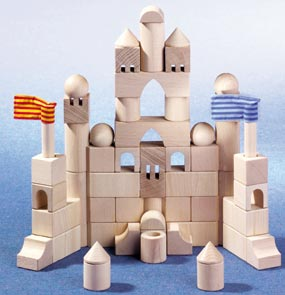 Haba Building Blocks <br>Castle