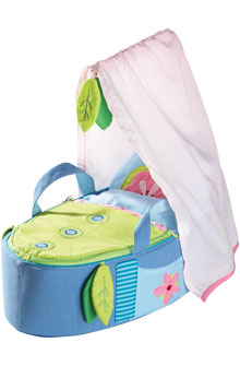 Haba Dolls <br>Carry Cot