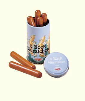 HABA Food <br>Little Sausages