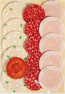 HABA Food <br>Sliced Lunch Meat