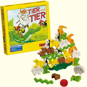 Haba Games <br>Animal upon Animal
