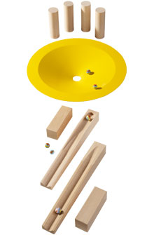 HABA Marble Runs <br>Whirlwind