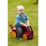 HABA Moover <br>Baby Truck Red