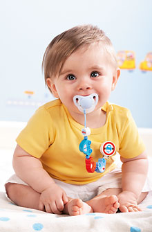 HABA Pacifier Chain <br>My Car