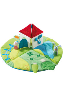 HABA Play Rug <br>Discovery Meadow