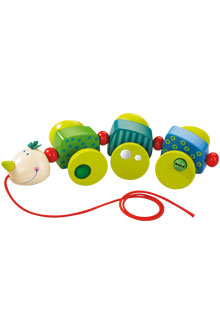 HABA Toys <br>Cory the Caterpillar