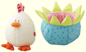 HABA Toys <br>Cozy Chick