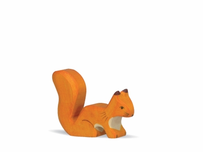 Holztiger Red <br>Squirrel Running