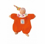 Kathe Kruse <br>Waldorf Doll <br>Orange
