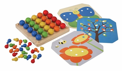 Plan Toys <br>Creative Peg Board