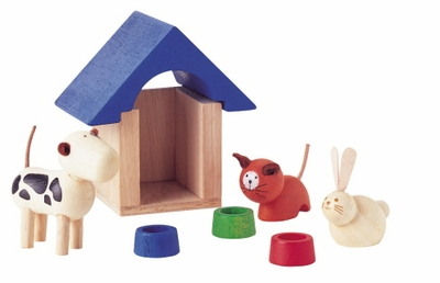 Plan Toys <br>Pets & Accessories