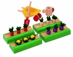 Plan Toys <br>Vegetable Garden