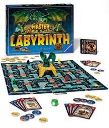 Ravensburger Game <br>Master Labyrinth