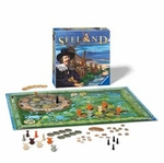 Ravensburger Game <br>Seeland