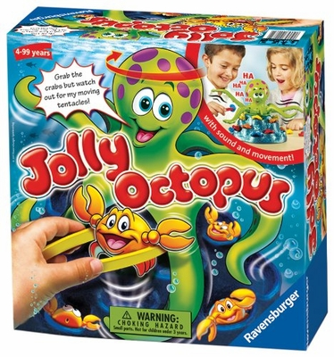 Ravensburger Games <br>Jolly Octopus