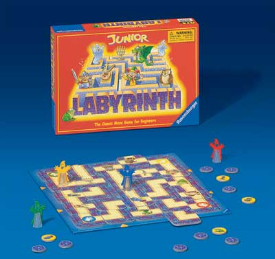 Ravensburger Games <br>Junior Labyrinth