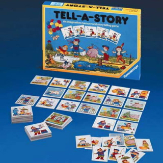 Ravensburger Games <br>Tell-a-Story