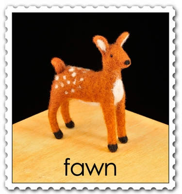 Wool Pets <br>Fawn <br>Intermediate