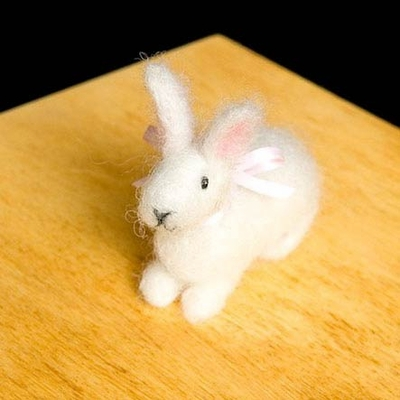 Woolpets <br>Bunny <br>(Easy)