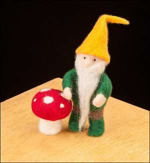 Woolpets <br>Gnome <br>Intermediate