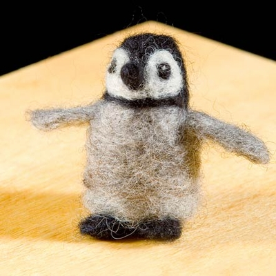 Woolpets <br>Penguin <br>(Easy)