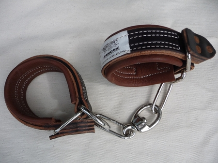 Heavy Duty Lined Buckless Hobbles