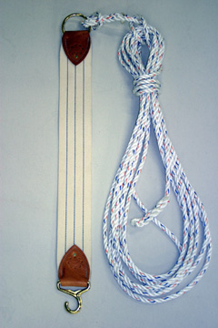 Lash Cinch with 52 ft. rope