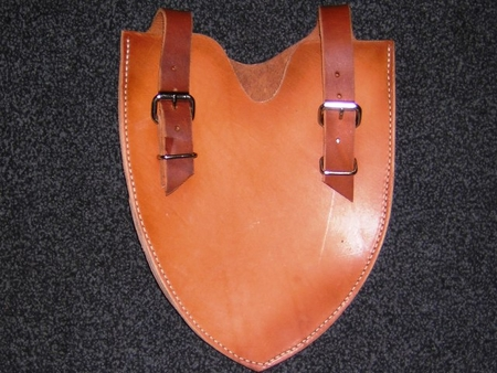 Leather Shovel Cover