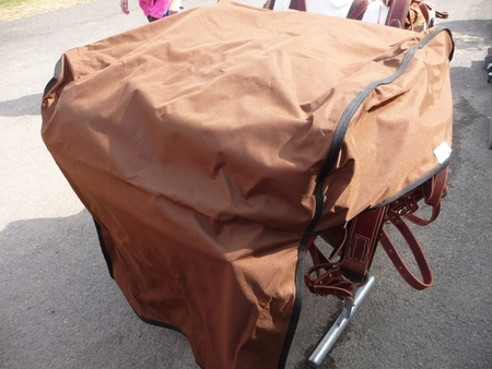 Pack Saddle Cover