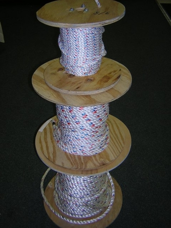 Rope by the Foot: 3/8, 1/2 and 5/8 Available