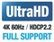 WolfPack™ 4K 4x4 HDBaseT Matrix Switch over CAT5 - 4K@60Hz with HDCP 2.2 & HDMI 2.0 - Extra Image 2