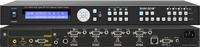 Shinybow SB-3693 HDMI & VGA Quad-PiP-PoP Selector Switch Scaler with Opt. 2nd Modular Output Slot