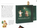 2014 Calender And Calender Figure Handcrafted by Wendt&Kuhn Germany