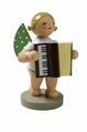Angel Playing Accordion - Wendt & K�hn