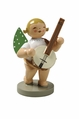 Angel Playing Banjo - Wendt & K�hn