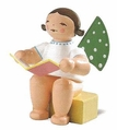 Small Angel Holding Song Book (New in 2013) - Wendt & K�hn