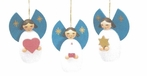 Angel Tree Ornaments (Set of 3) - Christian Werner