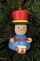Drummer Boy Tree Ornament - Christian Ulbricht GmbH & Co
