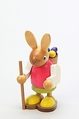 Easter Bunny Carrying Easter Egg Backpack - Christian Ulbricht GmbH & Co