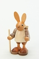 Easter Bunny Carrying Egg Basket - Christian Ulbricht GmbH & Co
