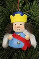 King Ludwig Tree Ornament - Christian Ulbricht GmbH & Co
