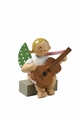 Sitting Angel Playing Guitar - Wendt & K�hn