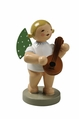Standing Angel Playing The Mandoline - Wendt & K�hn