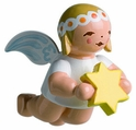 Suspended Angel Holding Star - Wendt & K�hn