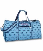 Boys Monogrammed Duffle Bag