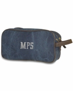 Canvas Dopp Bag for Men | Monogram