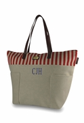 Canvas Travel Bag | Monogrammed