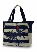 Caribbean Joe Summer Tote Bag | Monogram