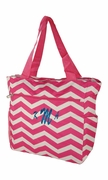 Chevron Summer Tote | Personalized