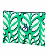 Cosmetic Bag Organizers | Palm Pattern